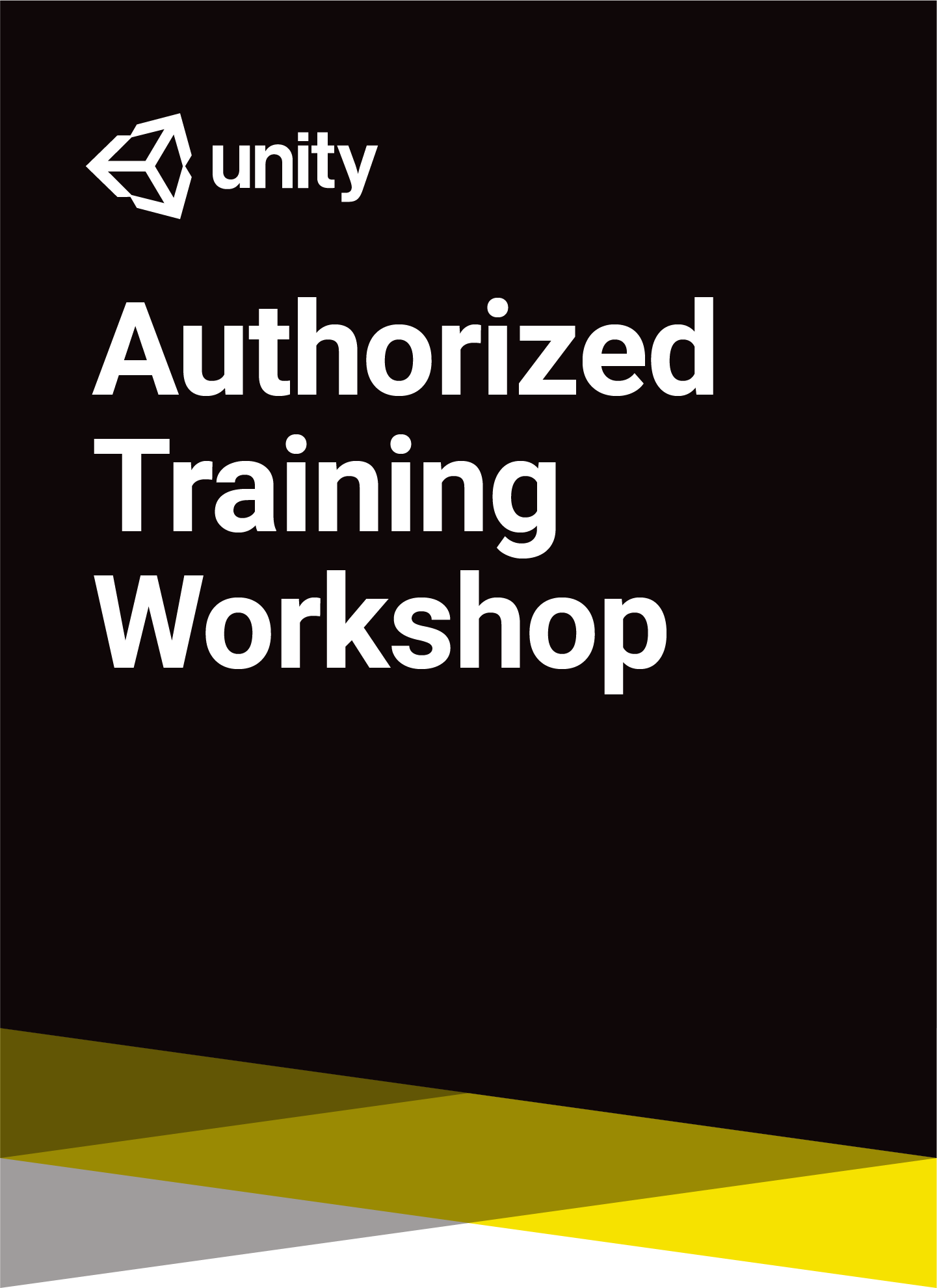 Unity Authorized Workshop